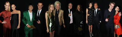 2012 British Fashion Awards ... The Winners!