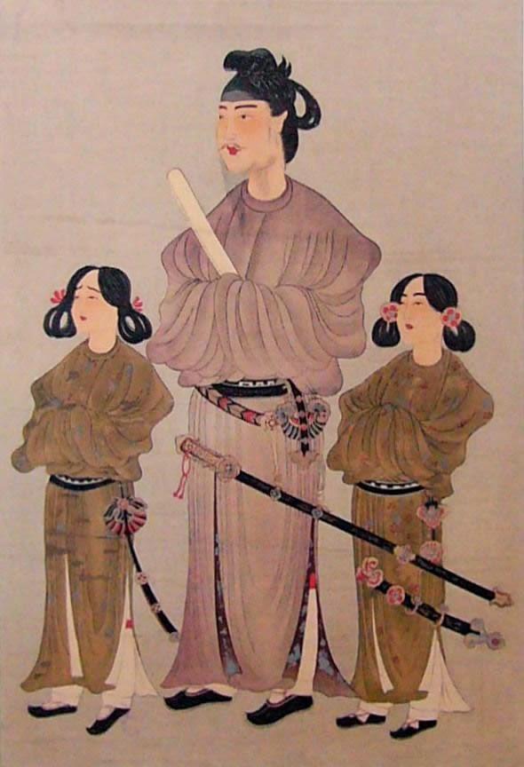Prince Regent Shotoku Taishi