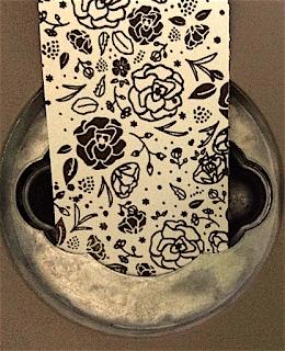 papiertier Indina | Zier-Etikett | Tutorial