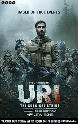 Uri The Surgical Strike 2019 Custom HD Sub