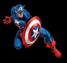 Super-Heróis - Capitão América