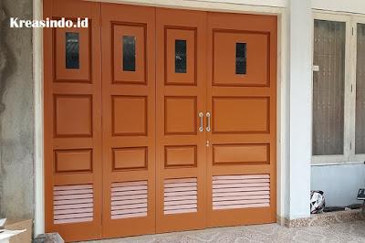 Jual Pintu Garasi di Depok dan Sekitarnya dengan Kualitas Premium