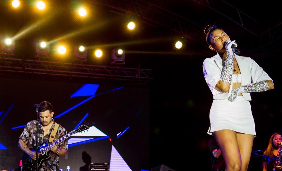 Kiana Valenciano headlines first Cinco De Mayhem Music Festival.