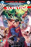DC Renascimento: Liga da Justiça #7