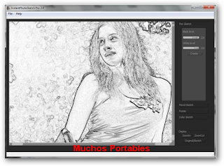 InstantPhotoSketch Pro v2.2 Portable