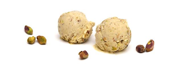 Crème glacée à la pistache
