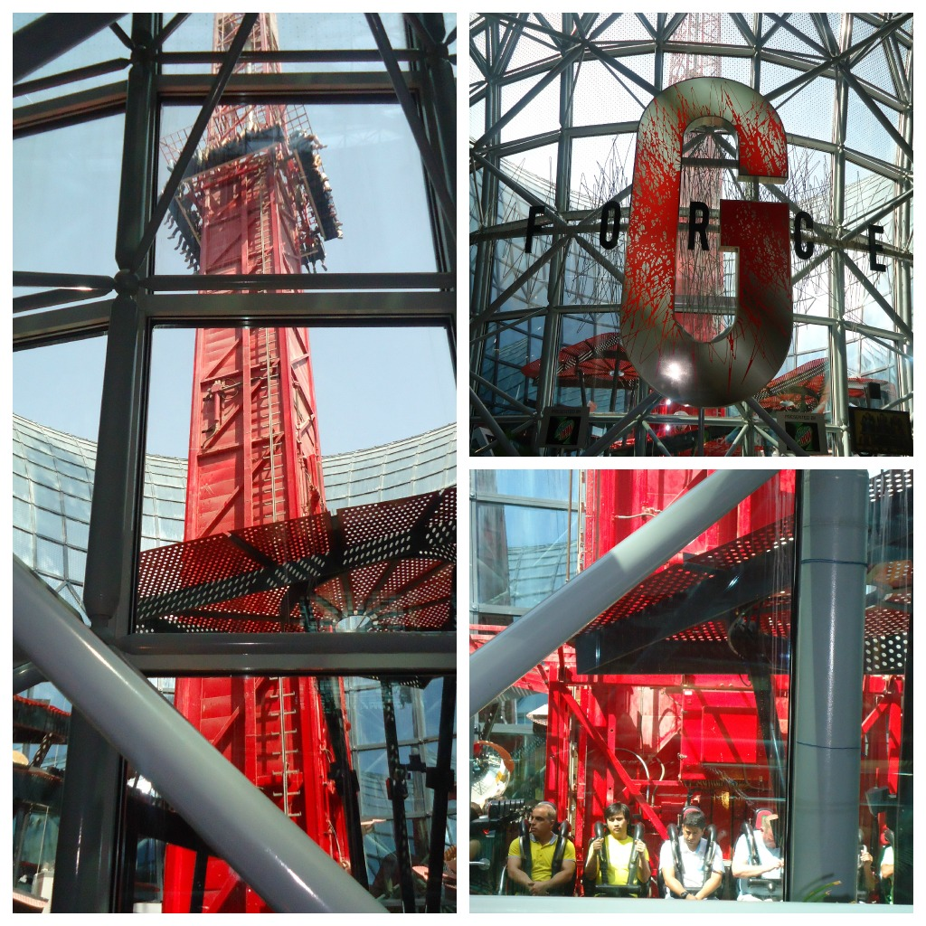 Thrills and Spills at Ferrari World | Lady & her Sweet Escapes