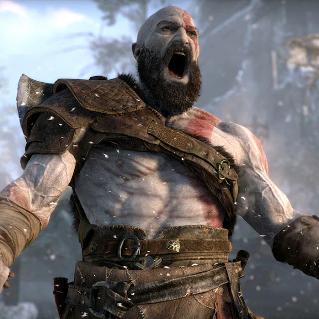 God of War - Warcry Wallpaper Engine