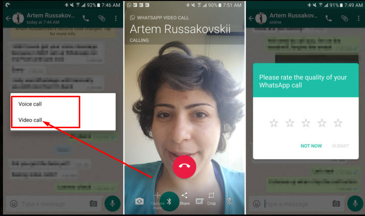 Whatsapp Video Calling Apk Free Apps