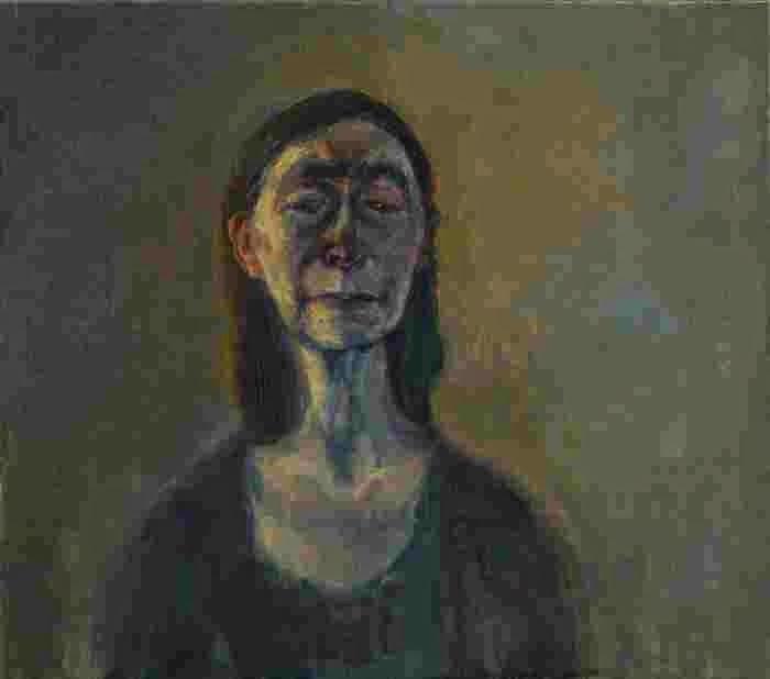 Современная британская художница. Celia Paul