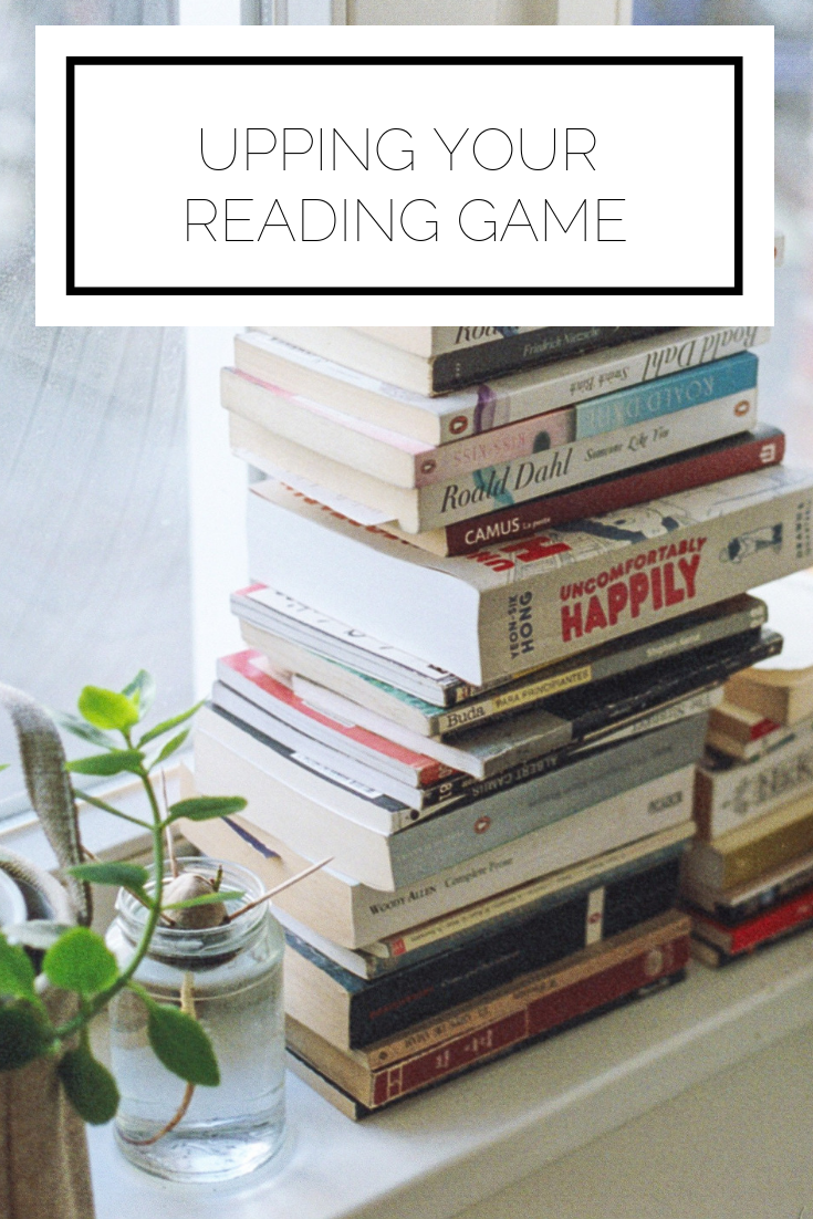 Click to read now or pin to save for later! Do you want to up your reading game and get the most out of what you choose to consume? Here is an approach to have a great reading experience, each time
