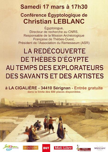 Conférence Christian Leblanc