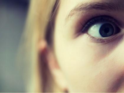 miedo ojos