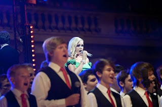 katherine jenkins and childrens choir
