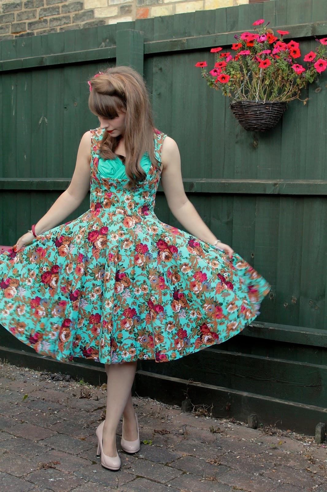 Lindy Bop Ophelia Dress Review