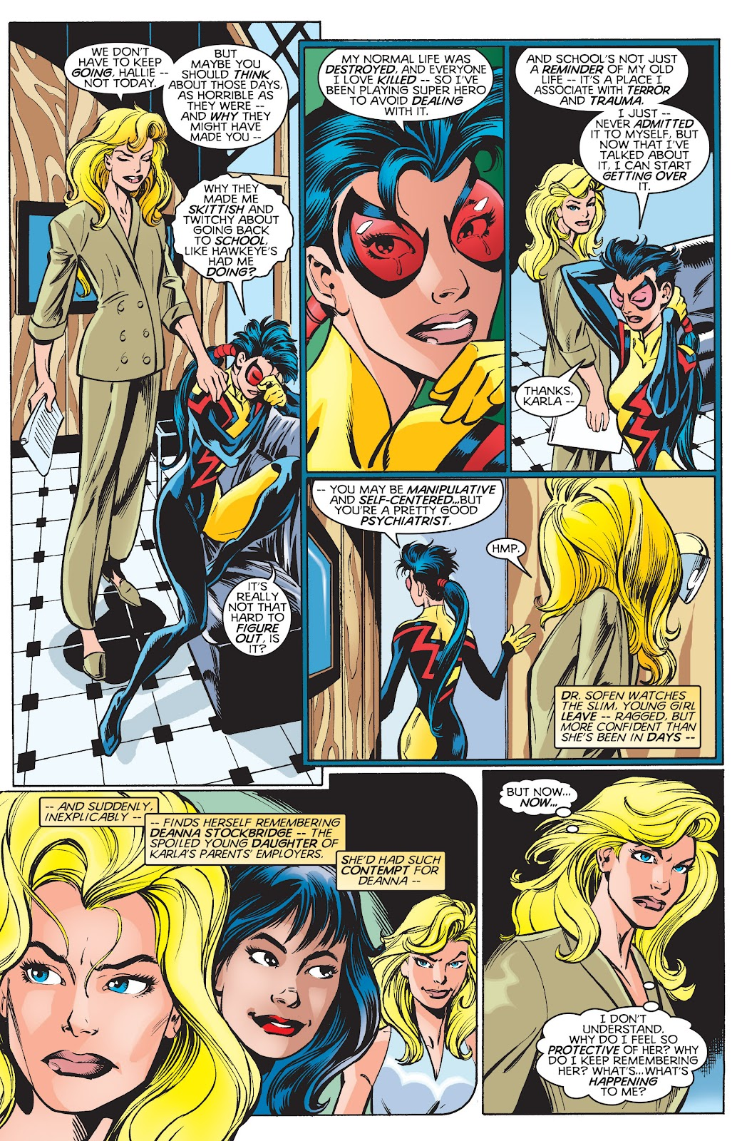 Read online Hawkeye & The Thunderbolts comic -  Issue # TPB 1 (Part 3) - 60