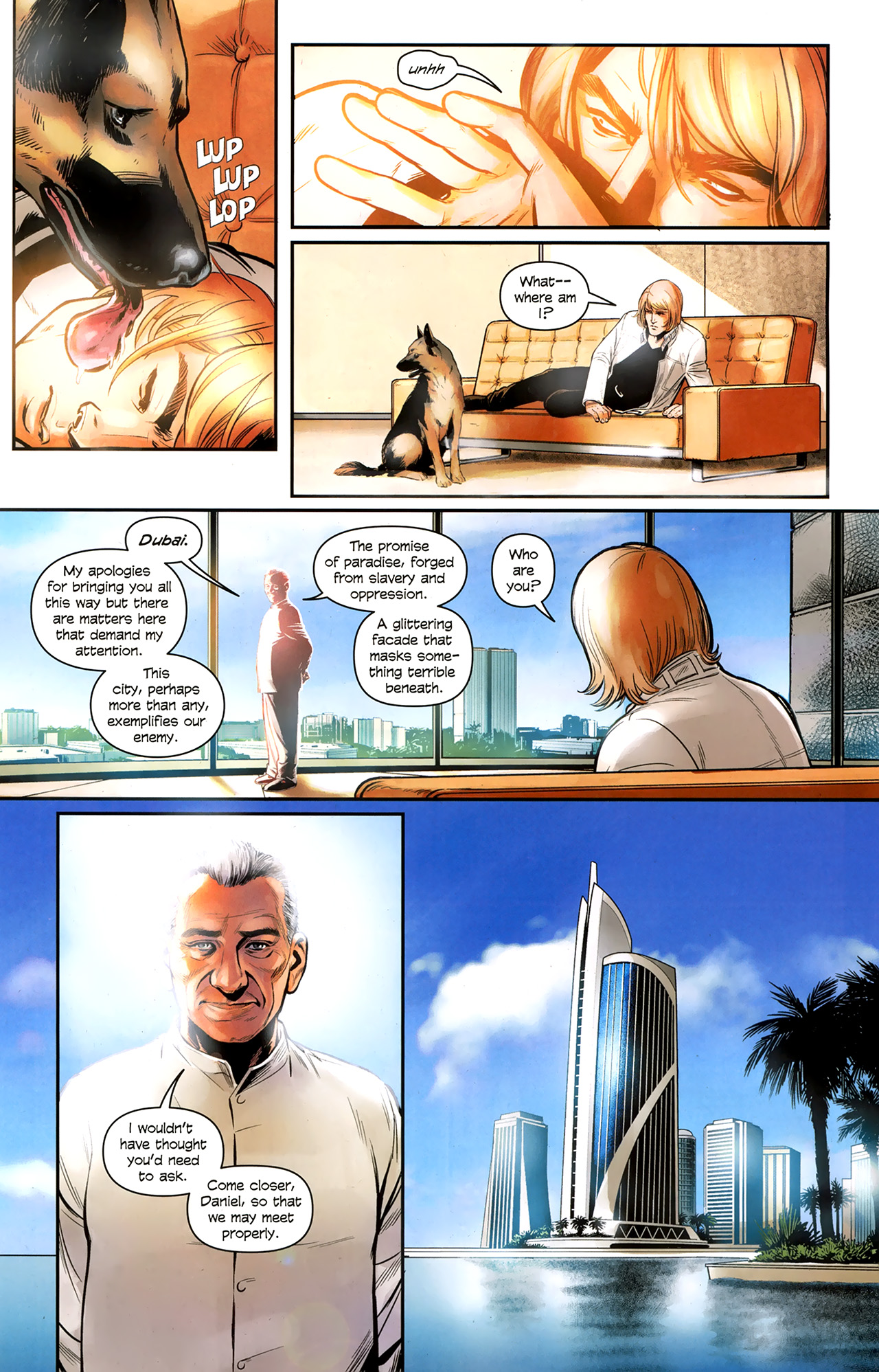 Read online Assassin's Creed: The Fall comic -  Issue #3 - 12