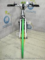 Sepeda Hibrid United Slick 7.1 Rangka Aloi 21 Speed 700C