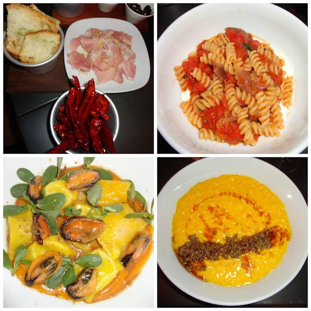 Onde comer em Milão - Pisacco
