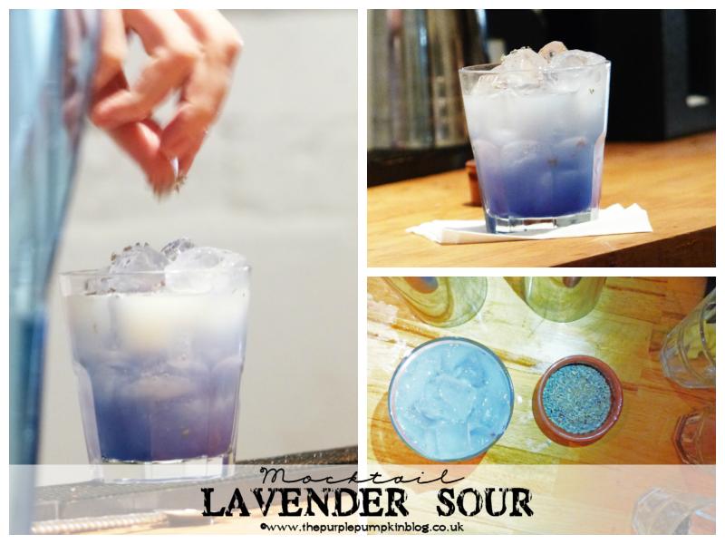 Lavender Sour - Mixology Mocktail Masterclass [BRITA Boost Challenge]