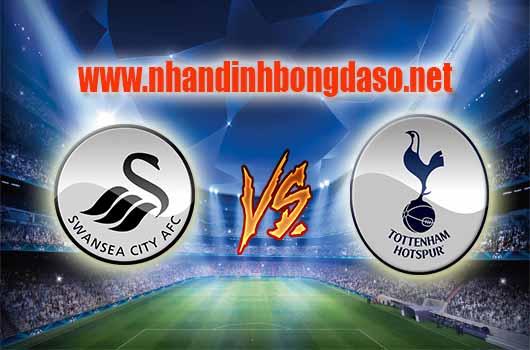 Nhận định bóng đá Swansea City vs Tottenham Hotspur, 01h45 ngày 06/04