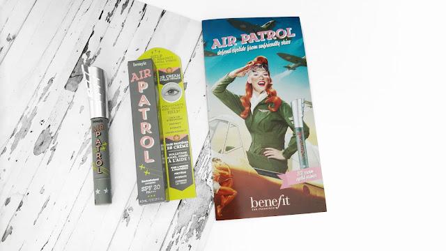 Benefit Cosmetics Air Patrol Review