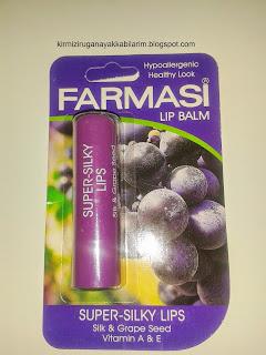 Farmasi Grape Lip Balm