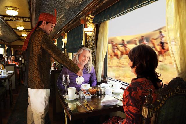 Maharajas' Express Dining