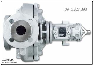 Allweiler Model: NTT 80-200
