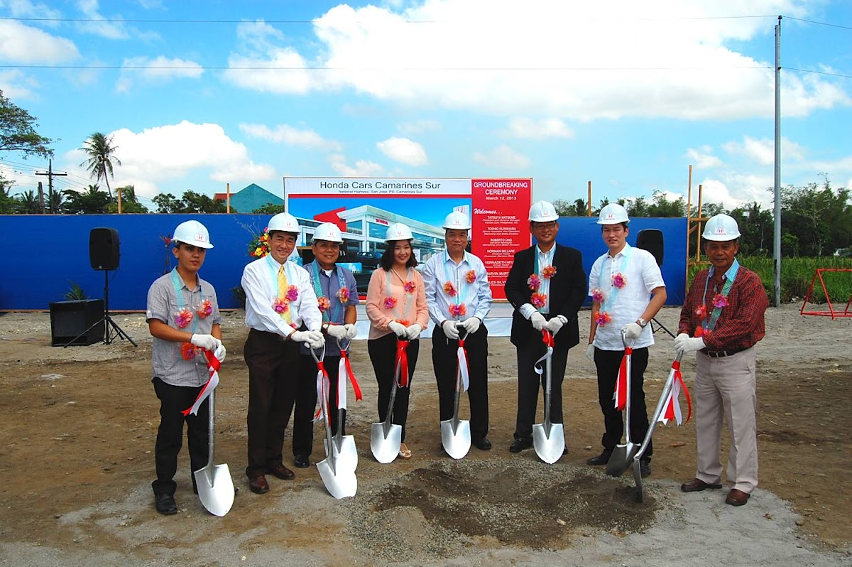 San Jose Car Dealerships >> Honda Cars Sets Foot in Naga City | Philippine Car News ...