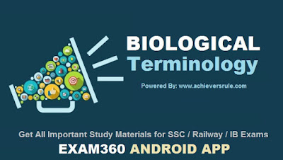 Branches of Biology SSC Railway IB Notes PDF Download