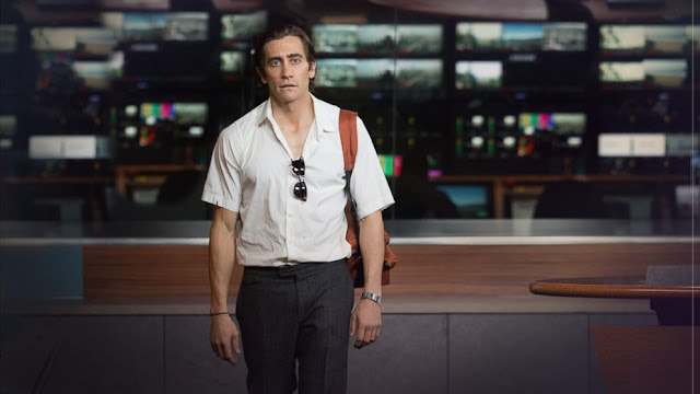 Nightcrawler, Lou Bloom, Jake Gyllenhaal, película, thiller