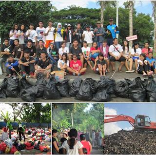 Gerakan Banyuwangi merdeka dari sampah.