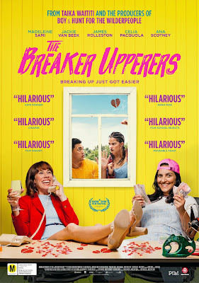 The Breaker Upperers 2018 Custom HD Dual Latino 5.1