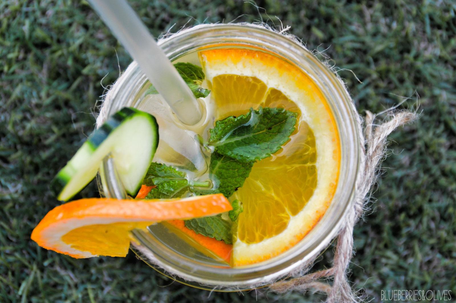 Aguas infusionadas con frutas 4