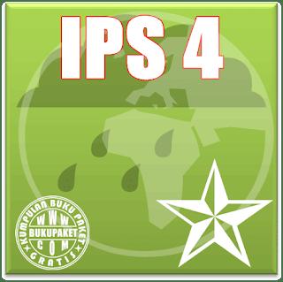 Buku Paket IPS Kelas 4 SD/MI Lengkap