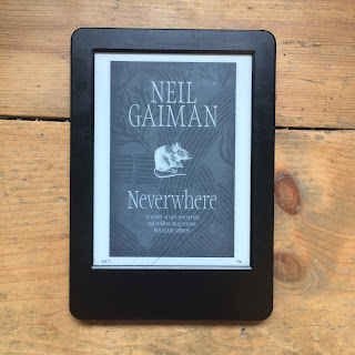 Neverwhere by Neil Gaiman - Reading, Writing, Booking