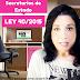 ESTUDIANDO LEYES [ LEY 40/2015 ] SECRETARIOS DE ESTADO Y SUS FUNCIONES