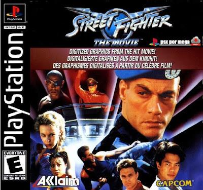 descargar street fighter the movie psx por mega