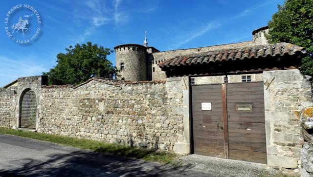 TALUYERS (69) - Prieuré clunisien