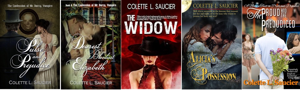The Novels of Colette L. Saucier