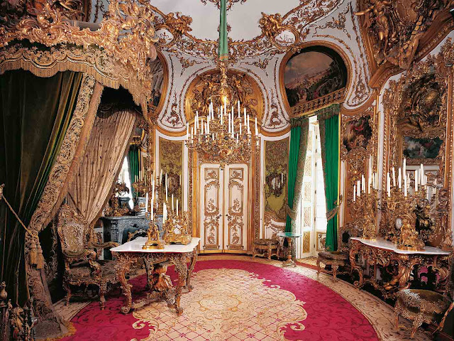 Linderhof Audience Room