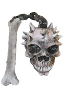 skull and bone flail