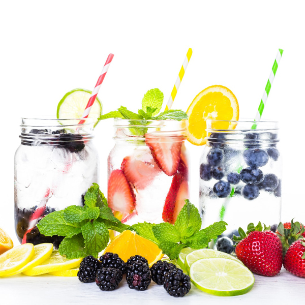 How to make infused water? How to make detox water?