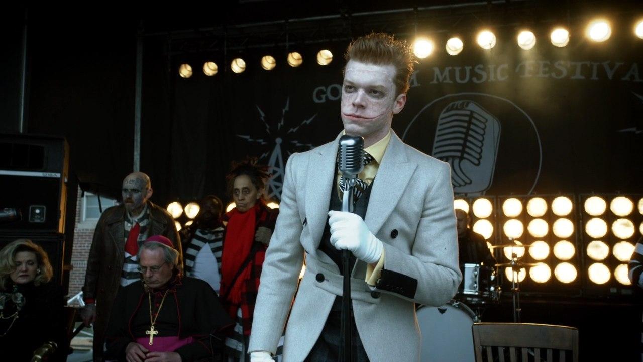 Gotham Season 4 Netflix Suomi