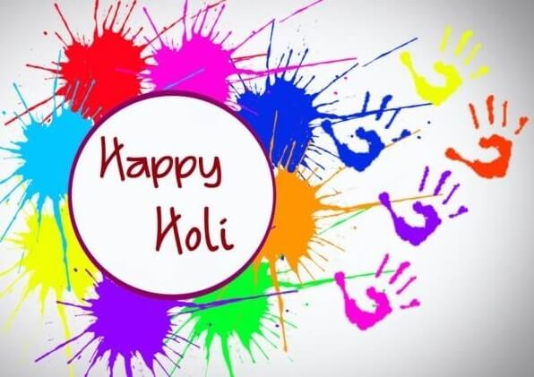 Holi Status Quotes Images