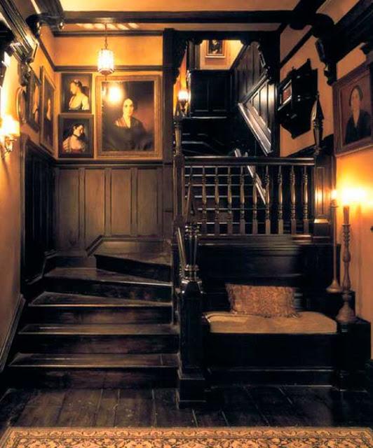 casa decoração vitoriana filme