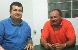 SOBRADO :Prefeito George anuncia ex-vice-prefeito secretário de agricultura do município