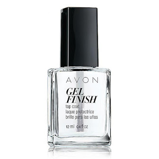 Avon Gel Finish Top Coat