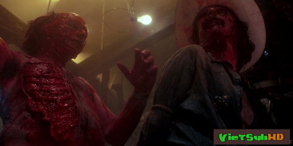 Phim Tử thần vùng Texas 2 Trailer VietSub HD | The Texas Chainsaw Massacre 2 1986